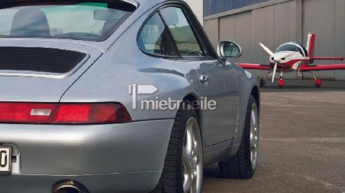 Porsche Carrera 911 Baureihe 993, der Klassiker!