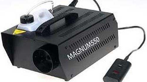 Nebelmaschine Magnum 550