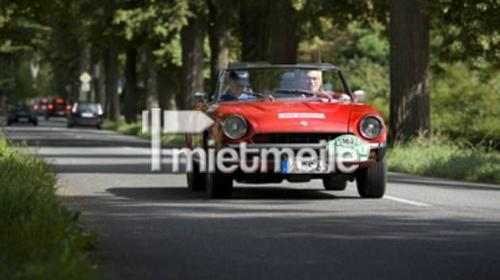 Fiat 124 Pininfarina Spider