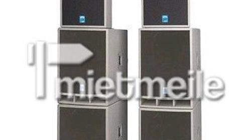 KME Lautsprecher Aktiv Set 4800 W