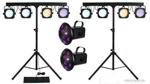 Party Licht Set 2
