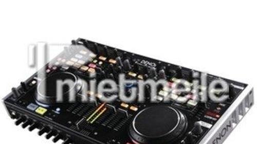 Midi DJ Controller/Mixer mit 4-Deck Support