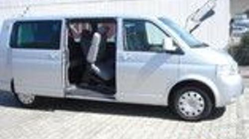 VW T5 9 Sitzer, Bus, Transporter