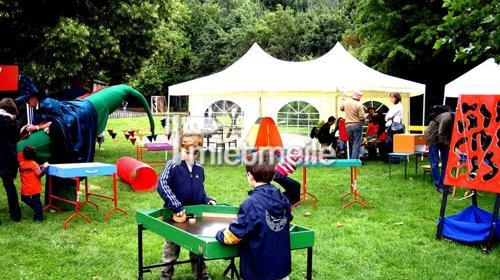 Riesen Spielefest (inkl. Full-Service Betreuung etc.)