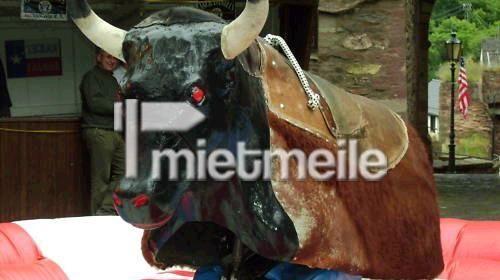Bullriding - bezwingen Sie unseren Bullen