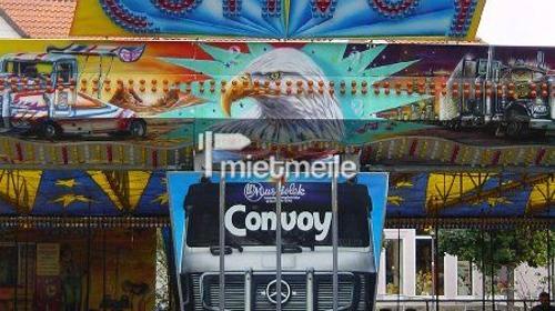 Autoscooter Convoy mit 20 Autos