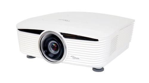 Videobeamer, Datenprojektor, Beamerset, Video Großbildprojektor, 5000 lumen, HD Ready