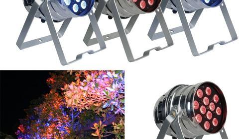 LED Dekolicht S Komplettset Dekoration, Lichtanlage, Beleuchtung, LED, Lichteffekten, Disko