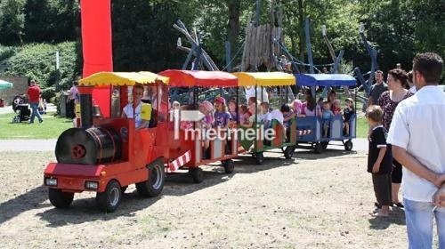 """Bimmelbahn für Kinder / Eisenbahn """"Emma"""""""