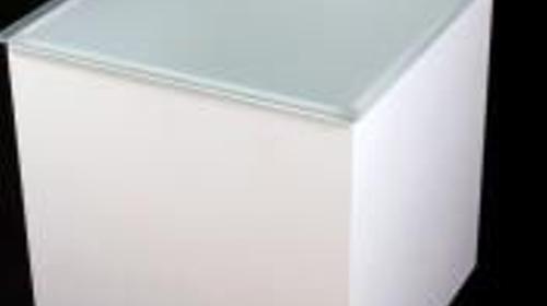 Loungetisch mit LED - Beleuchtung