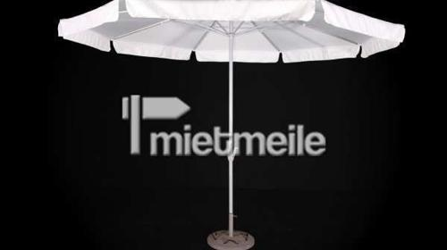 Sonnenschirm, Marktschirm 400 x 400cm