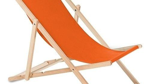 Liegestuhl, Strandliege, verschiedene Farben