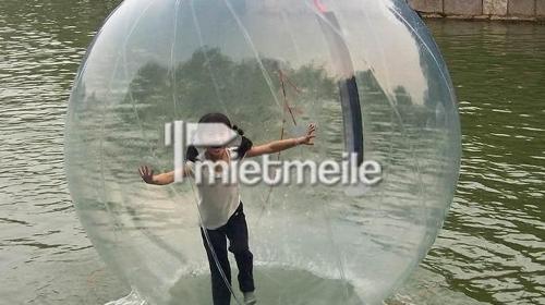 Waterball--In die Kugel. fertig, LOS !!!