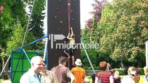 Mobile Kletterwand - 9,00m hoch