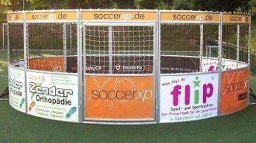 Soccer Cage | Panna Court | mit/ohne Kunstrasen