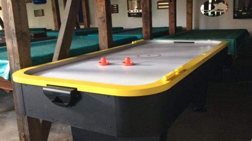 Airhockey Turniergerät