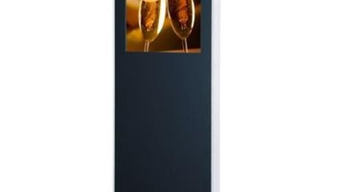 Touchscreen Stele