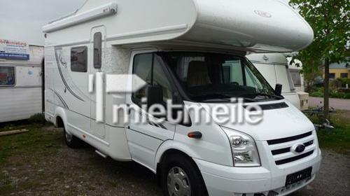 Wohnmobil Alkoven LMC A 564 G Etagenbetten