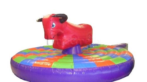 """Vermietung Rodeo Bullriding - """"Soft Bullridung"""""""