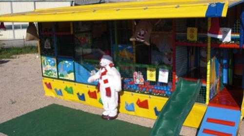 """Vermietung Spielmobil - """"Weihnachts Spielmobil"""""""