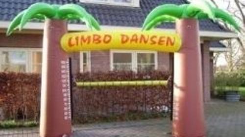 """Vermietung Spielgeräte - """"Limbo"""""""