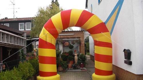 """Vermietung Zielbögen - """"Eingangsbogen"""""""