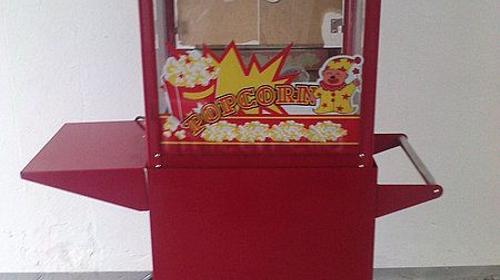 "Vermietung Fun Food - ""Popcornmaschine"""