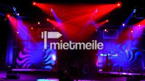 DJ mit Licht- und Soundanlage für Hochzeiten