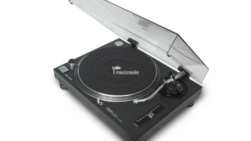 Technics 1210 MKII Plattenspieler inkl System