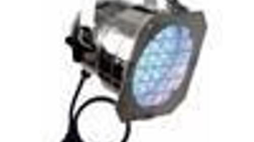 PAR 56 LED RGB DMX Scheinwerfer / Strahler
