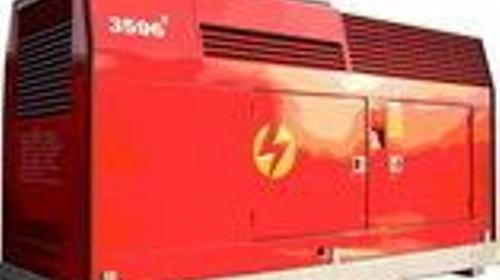 Stromerzeuger 400 kVA