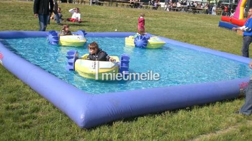 Paddel Pool - Power Paddler - Miniboote mieten