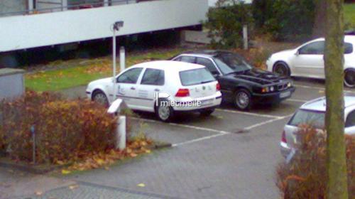 Offener Stellplatz in Hamburg-Lokstedt