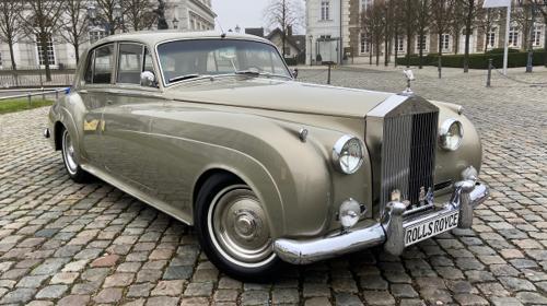 ROLLS-ROYCE - Oldtimer - Hochzeitsauto - Brautauto