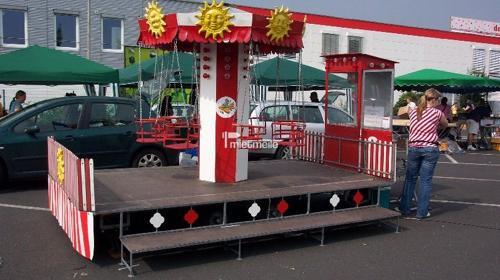 Kinder Karusell Kettenflieger 8 Sitze