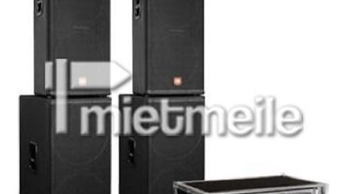 Musikanlage JBL MRX6  3.600 Watt