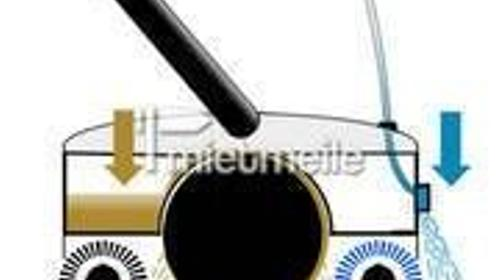 Teppich- und Glattboden Reinigungsmaschine LUX