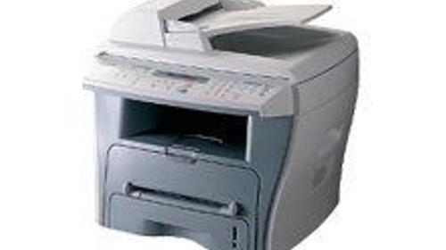 Laserfax Multifunktionsgerät Scanner Drucker