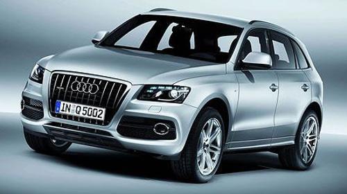 Audi Q5 (PKW / SUV)