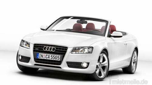 Audi A5 Cabrio (S-Line)