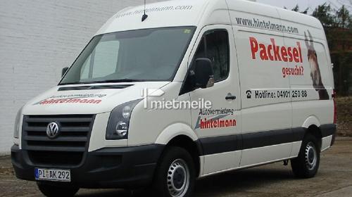 Crafter / Sprinter (Transporter, LKW, Umzugswagen)