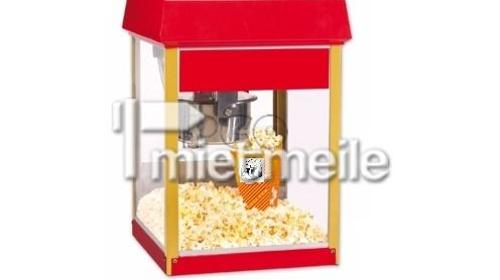 Popcornmaschine (inkl. Reinigung)