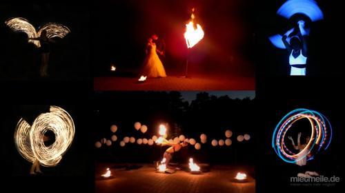 Dodita Licht- und Feuershows