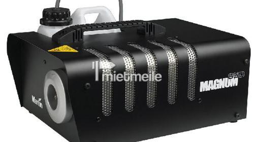 Kleine Nebelmaschine für kleine Veranstaltungen