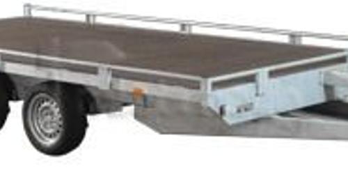 XL Autotransportanhänger, Autotrailer, 2700 kg GG
