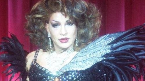 Travestie Diva Simon Craig