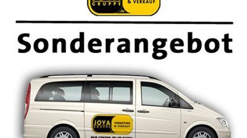 Transporter 9 sitzer, City Tarif, Mercedes oder VW