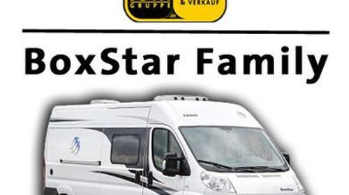 Wohnmobile,Kastenwagen, Knaus BoxStar 600Family