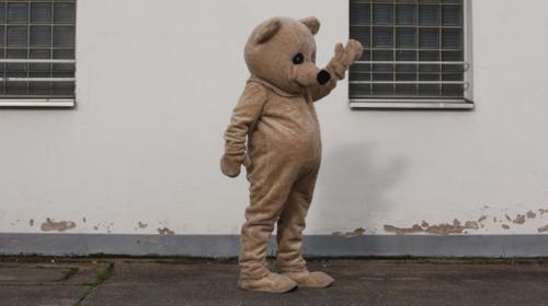 Walk Act Teddy / Bär / Kostüm