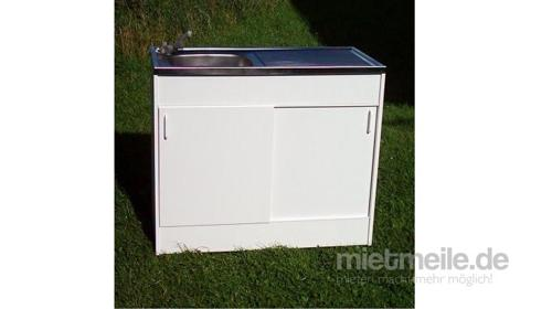 Spüle für Festwasseranschluss / Waschbecken